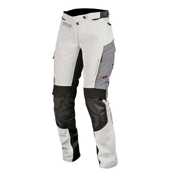 Alpinestars Andes V2 Drystar Ladies Trousers - Black/Grey