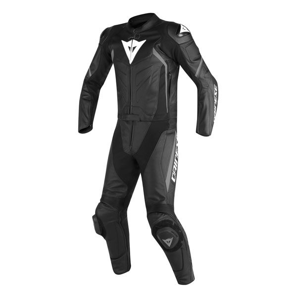Dainese Avro D2 2 Piece Suit - Black/Anthracite