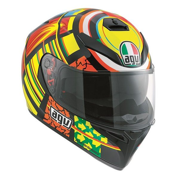 AGV K3 SV - Rossi Elements Tribute