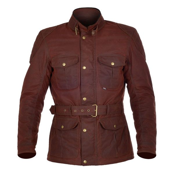 Oxford Bradwell Wax Jacket Ladies