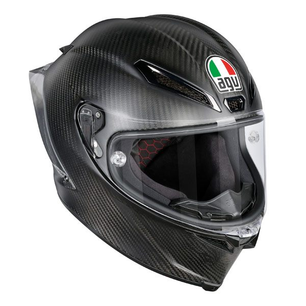 AGV Pista GP-R - Matt Carbon