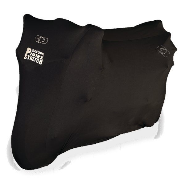Oxford Protex Indoor Stretch Cover Large - Black