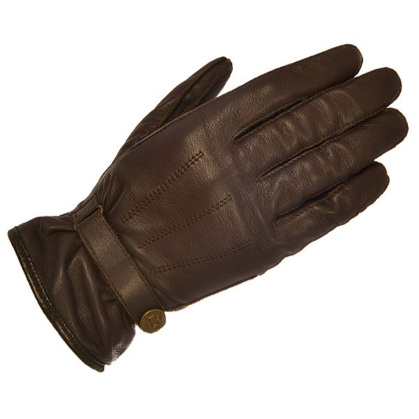 Oxford Holton Classic Leather Gloves - Brown