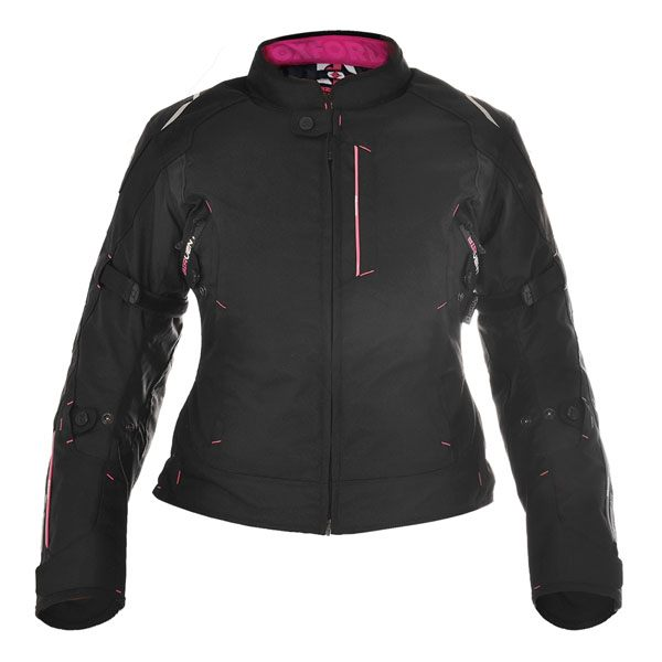 Oxford Girona 1.0 WS Short Ladies Jacket - Tech Pink