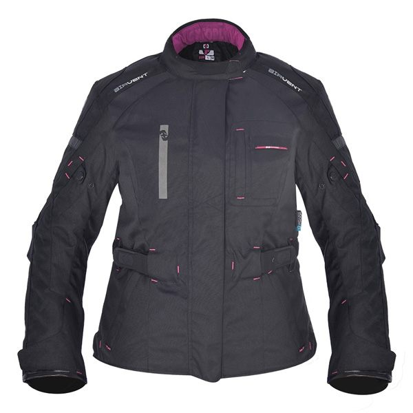 Oxford Dakota Ladies Jacket - Tech Black