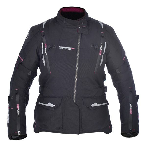 Oxford Montreal Ladies Jacket - Tech Pink