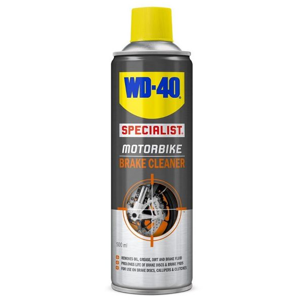 WD-40 Brake Cleaner Aerosol - 500ml