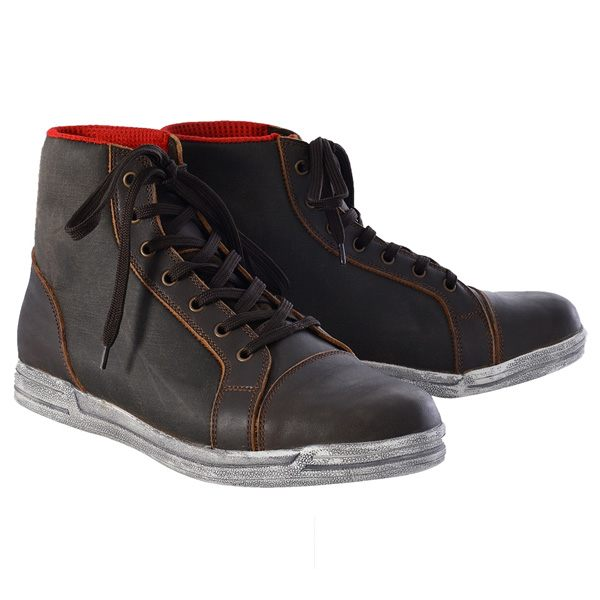Oxford Jericho Waterproof Boots - Brown