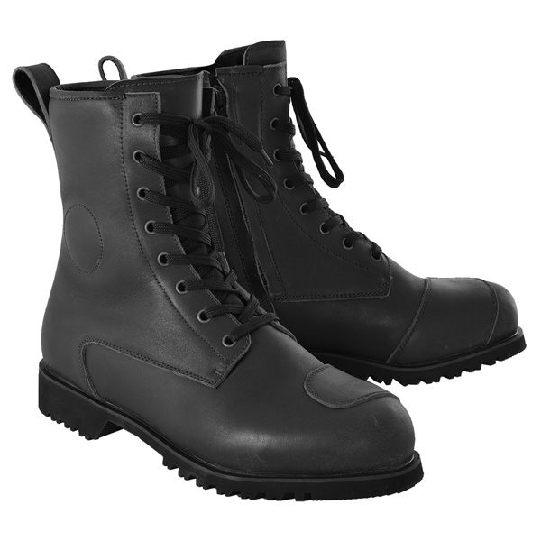 Oxford Merton MS Waterproof Boots - Black