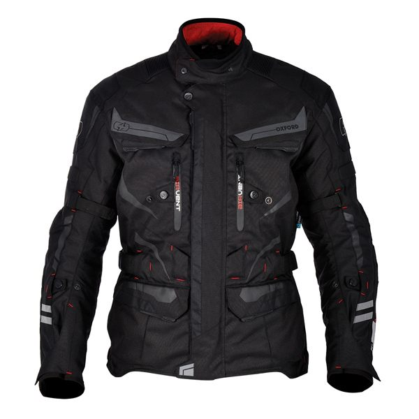 Oxford Torino Jacket - Black