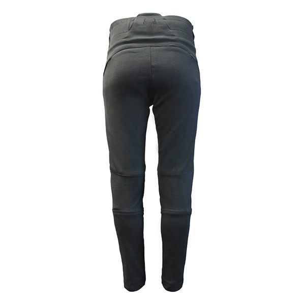 Bull-it SP120 Envy 17 Black Ladies Motorcycle Leggings