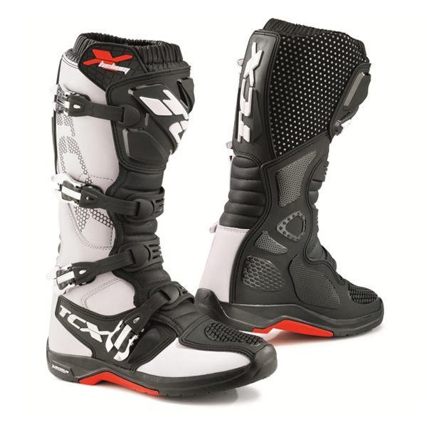 TCX X-Helium Michelin Boots - White
