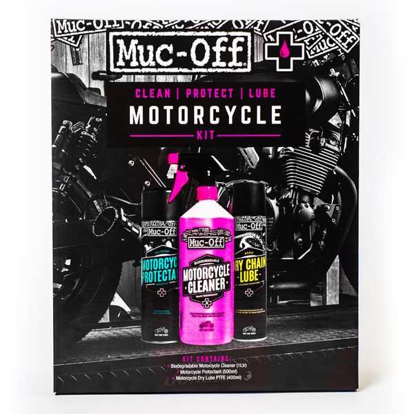 Muc-Off Clean, Protect & Lube Pack