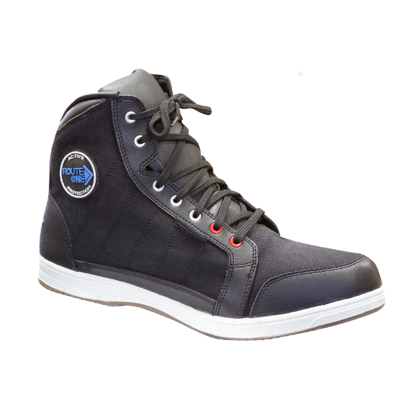 Route One Skate Boot - Mens Black
