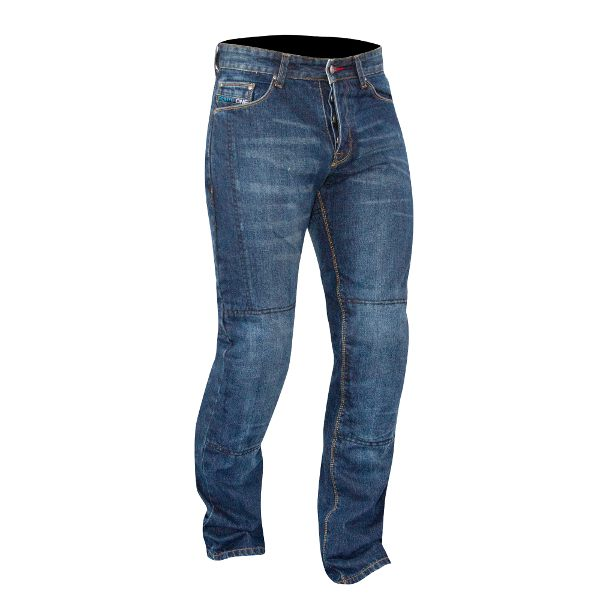 Route One 014 Lexington Reg Jean - Deep Blue