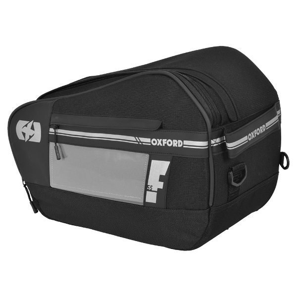 Oxford F1 P55 Panniers 55 Ltr - Black