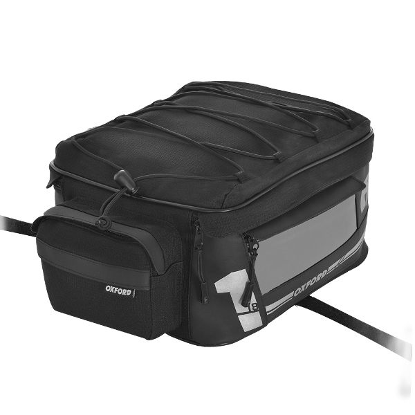 Oxford F1 Small Tail Pack 18 Ltr - Black