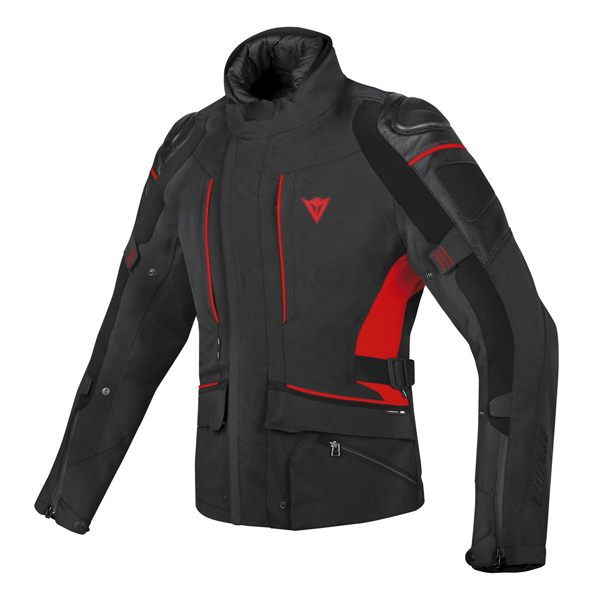 Dainese D-Cyclone Gore-Tex Jacket - Black/Red