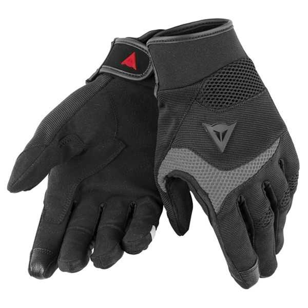 Dainese Desert Poon Gloves - Black/Grey