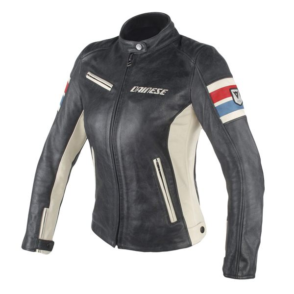 Dainese Lola D1 Leather Ladies Jacket