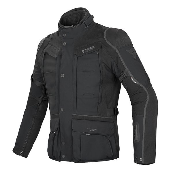 Dainese D-Explorer Gore-Tex Jacket - Black/Grey
