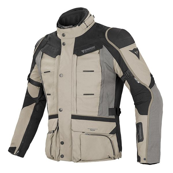 Dainese D-Explorer Gore-Tex Jacket - Peyote/Black/Taupe