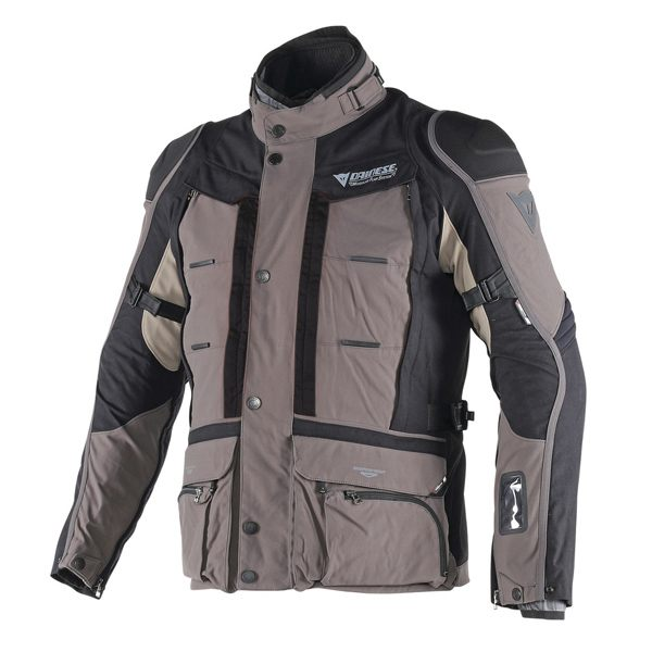 Dainese D-Explorer Gore-Tex Jacket - Grey/Black/Sand