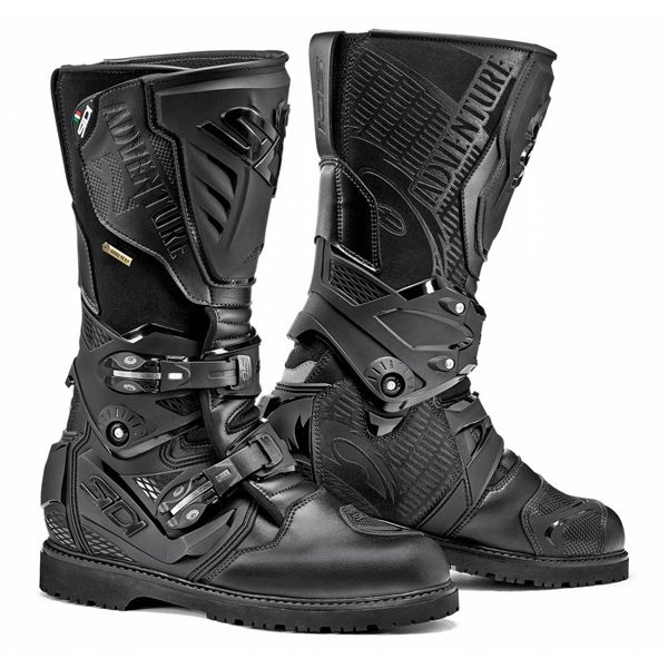 Sidi Adventure 2 Gore-Tex Boots - Black