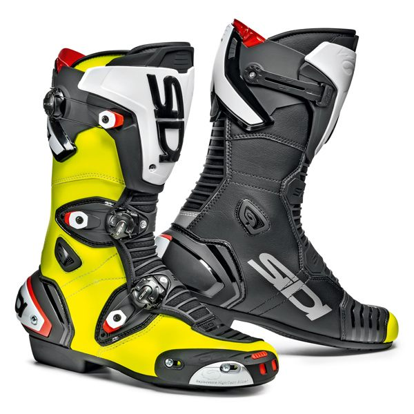Sidi Mag 1 Boots - Yellow Fluo/Black