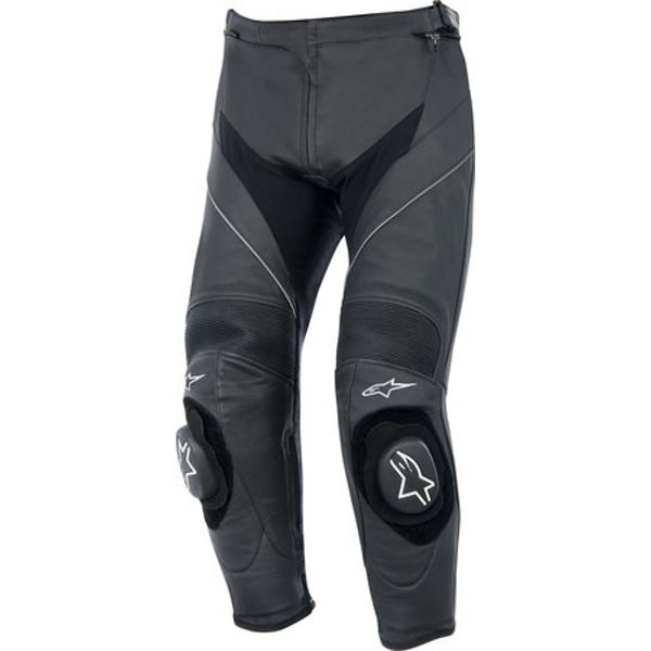 Alpinestars Missile Leather Jeans - Black