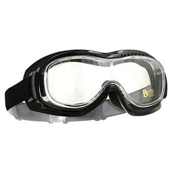 Halcyon Goggles MK5 - Vison Over Glasses Clear Less