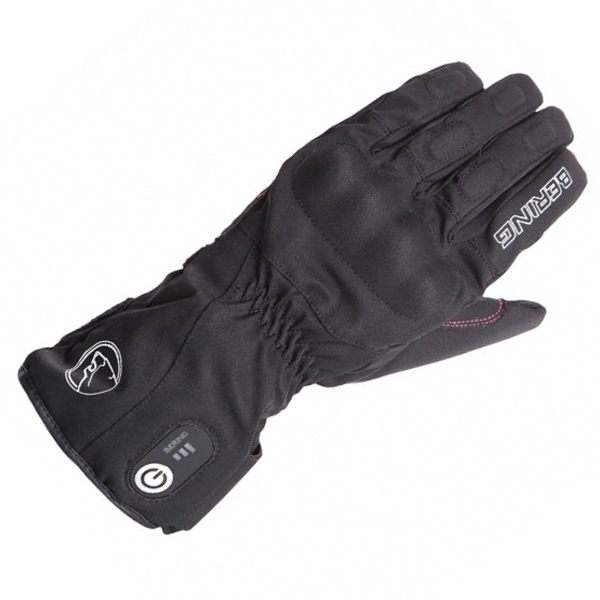 Bering Oxsana Ladies Heated Gloves - Black