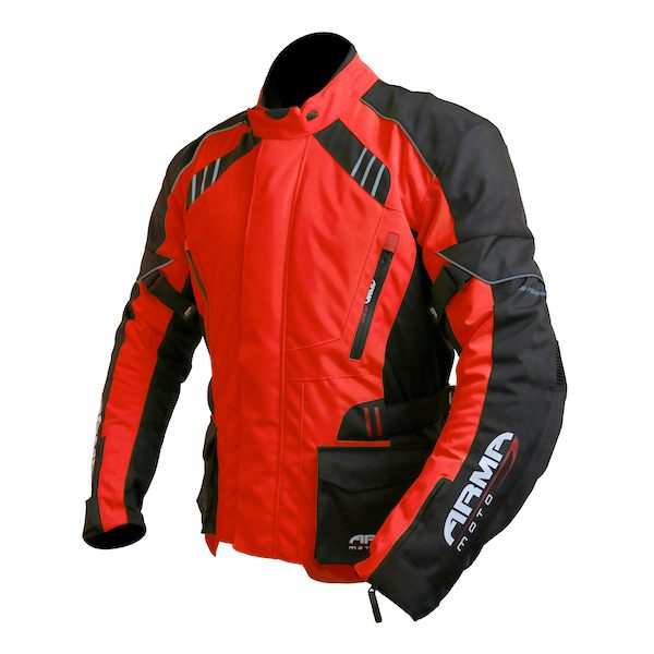 ARMR Moto Kiso 2 Jacket - Red