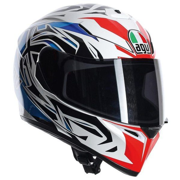 AGV K3 SV - Rookie Red/Blue/White