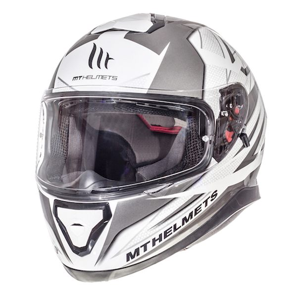 MT Thunder 3 SV - Effect White/Grey