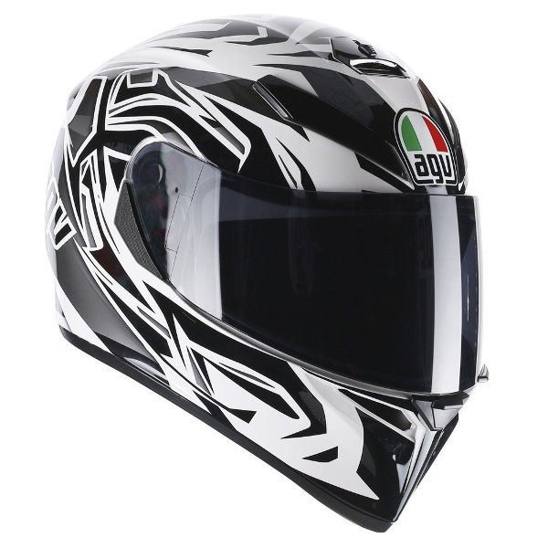 AGV K3 SV - Rookie Black/Gunmetal