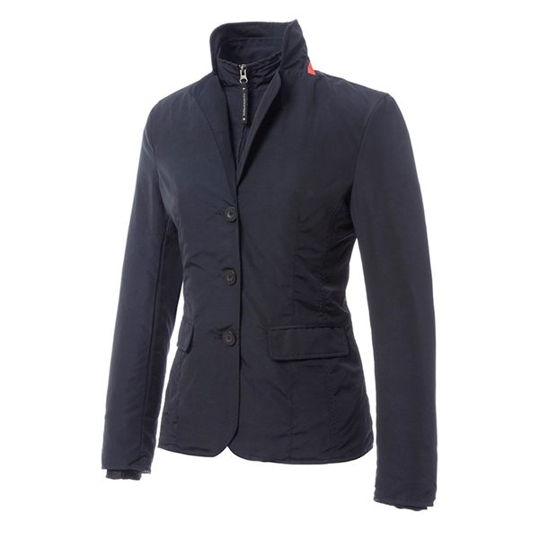 Tucano Urbano Freccia Ladies Thermal Blazer - Dark Blue