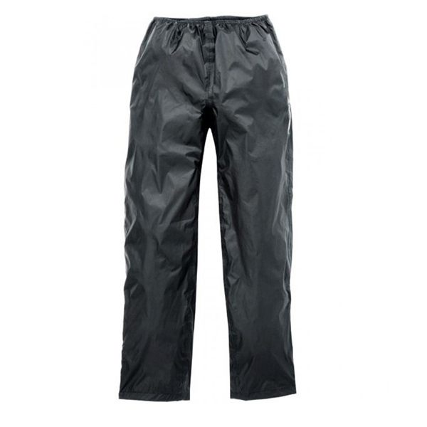 Tucano Urbano Panta Nano Waterproof Rain Trousers - Black