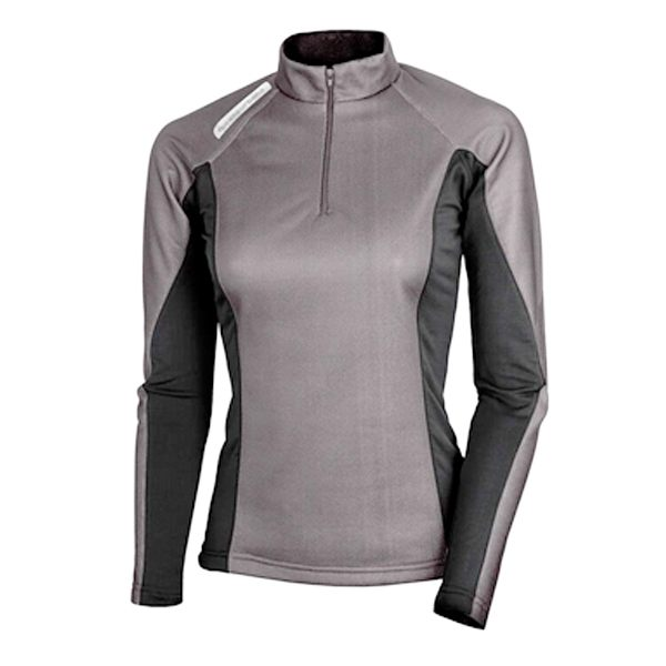 Tucano Urbano Polo Nord Ladies Long Sleeved Thermal Vest - Slate Grey