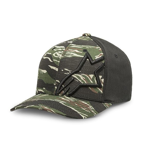 Alpinestars Corp Camo Hat - Military Green