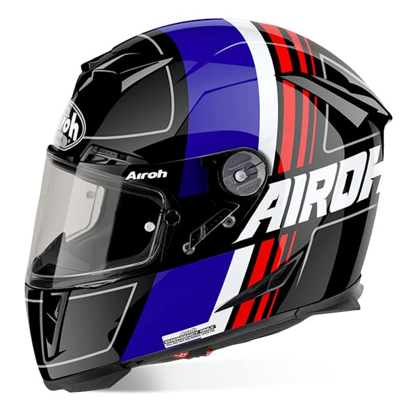 Airoh GP500 - Scrape Black/Blue