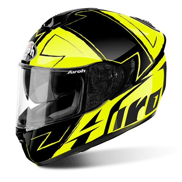 Airoh ST701 - Way Yellow/Black