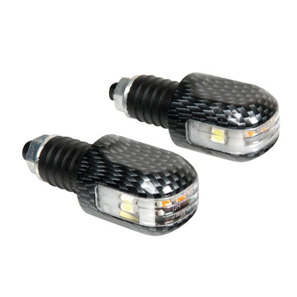 Lampa Light Wings LED Bar Ends Carbon Look
