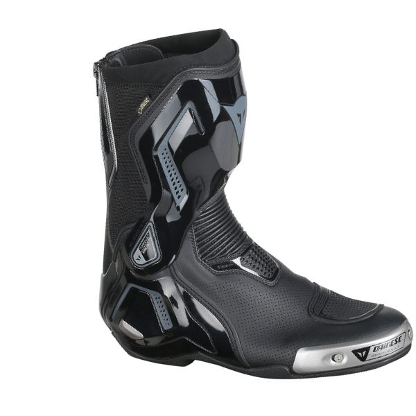 Dainese Torque-Out D1 Gore-Tex Boots - Black/Anthracite