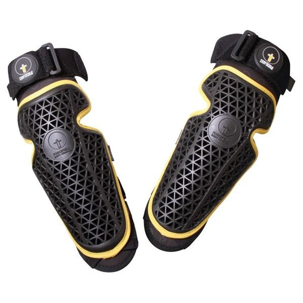 Forcefield EX-K Arm Protector - Black/Yellow
