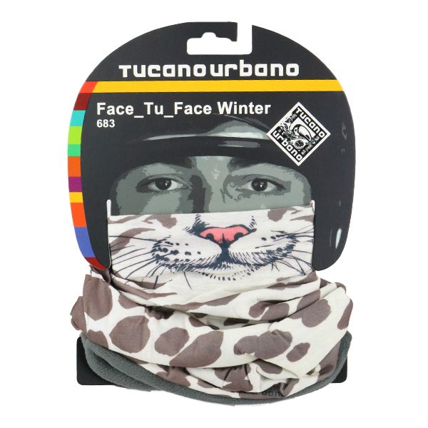 Tucano Urbano Face Tu Face Winter Collar