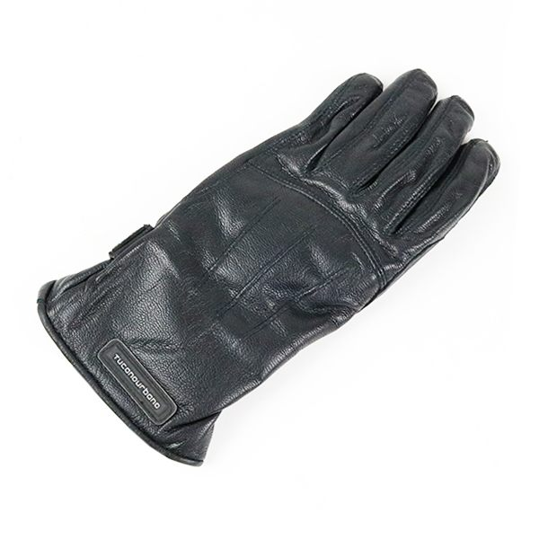 Tucano Urbano Softy Ladies Touch Leather Gloves - Black