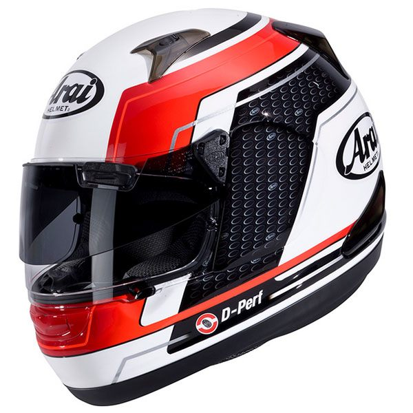 Arai Axces 2 - Sensai Red