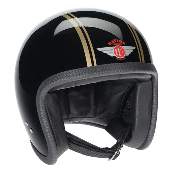 Davida 92 - TT Black/Gold PS