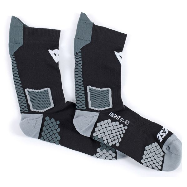 Dainese D-Core Mid Sock - Black/Anthracite